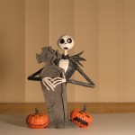 NECA Jack Skellington Mini Bust Front View