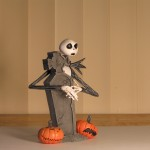 NECA Jack Skellington Mini Bust Side View