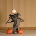NECA Jack Skellington Mini Bust Back View