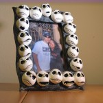 Jack Skellington Heads Picture Frame